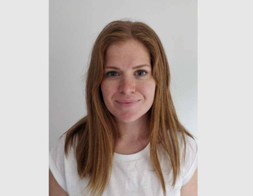 headshot of Abigail Sawyer, UK Consumer Military Intern