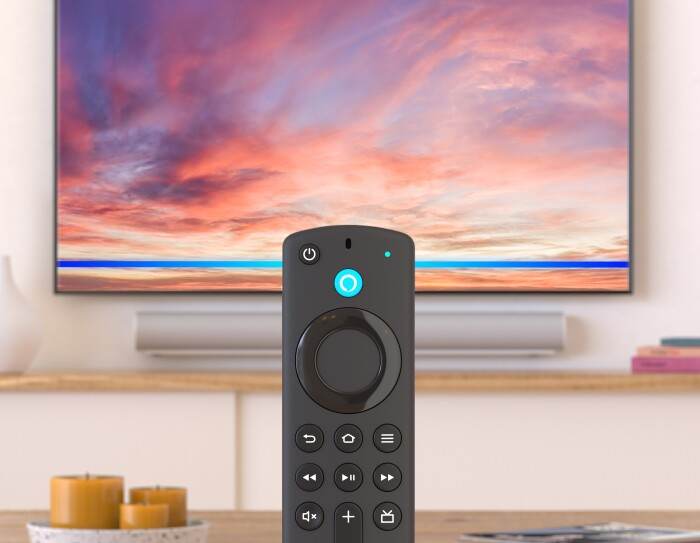 Fire TV Stick 4K Max - the newest stick of Amazon