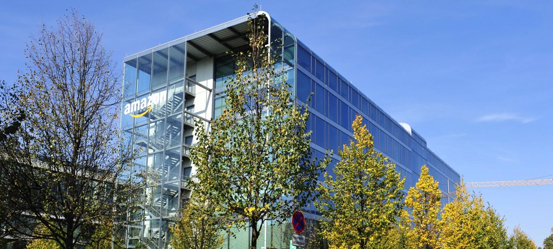 Amazon Headquarter in München