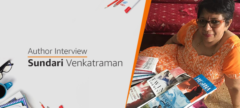 Kindle Direct Publishing Success Story Sundari Venkatraman