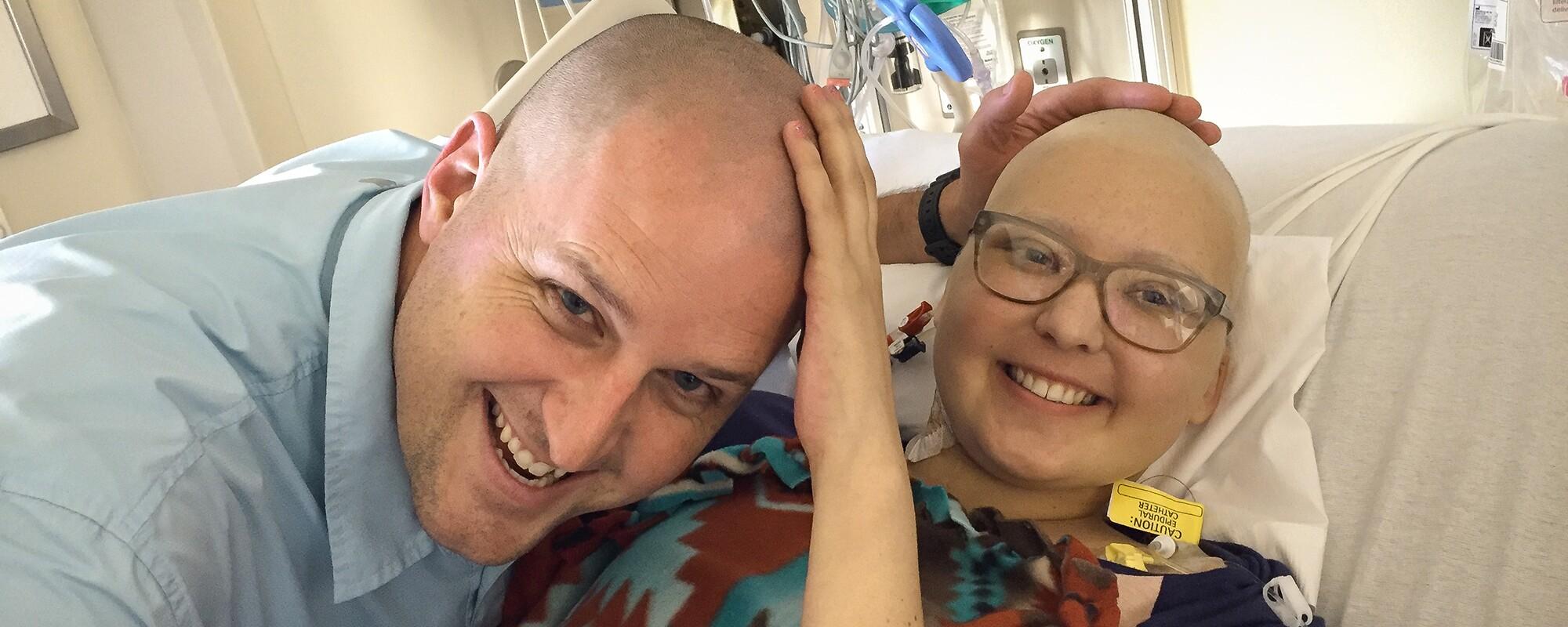 Cette adolescente a guéri du cancer et a un message pour vous