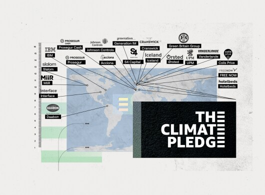 Climate Pledge New Signatories February 2021