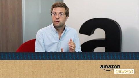 Amazon antwortet: Nachhaltigkeit 2020