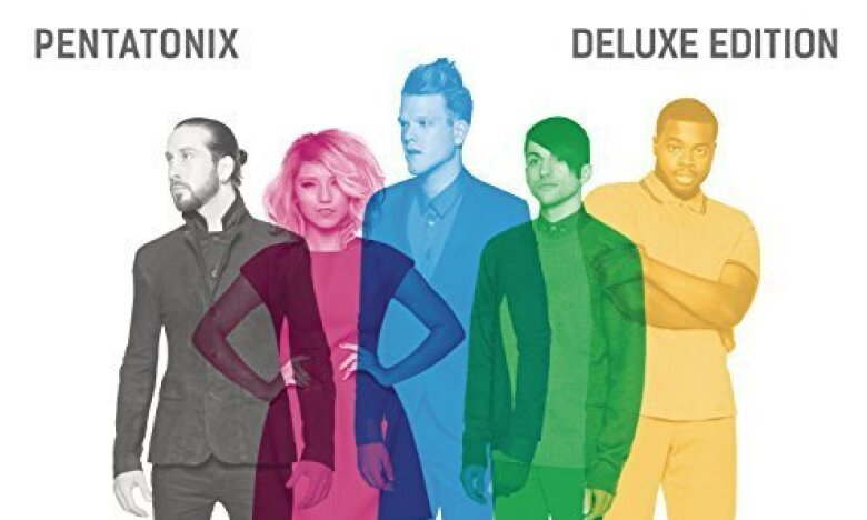 Pentatonix Deluxe Edition Album Cover