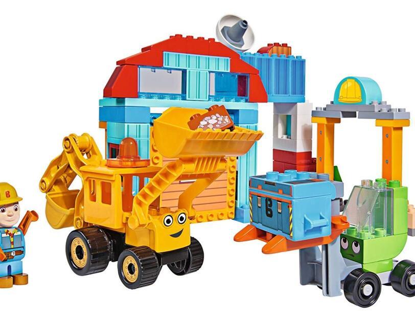 Abbildung der Bob, der Baumeister Werkstatt von BIG, erhältlich auf Amazon.de.