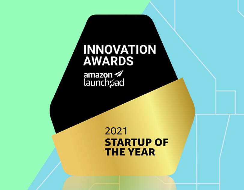 amazon launchpad innovation awards start up of the year