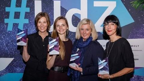 Die nächste Generation: Amazon feiert die Unternehmerinnen der Zukunft in München
