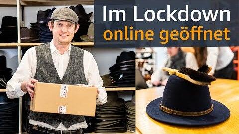 Im Lockdown online geöffnet