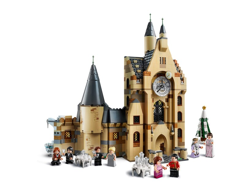 LEGO Harry Potter i Czara Ognia