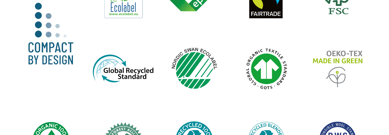 Elenco delle certificazioni che classificano un prodotto in vendita su Amazon.it come Climate Pledge Friendly