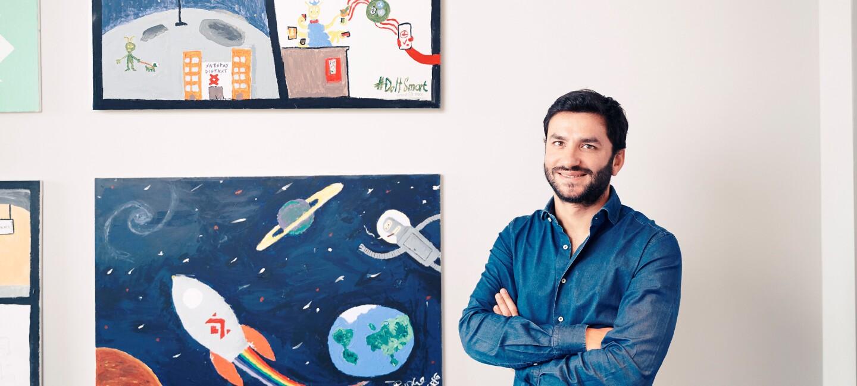 Alberto Dalmasso, fondatore di Satispay, la startup italiana che elimina il contante e rivoluziona il mondo dei pagamenti