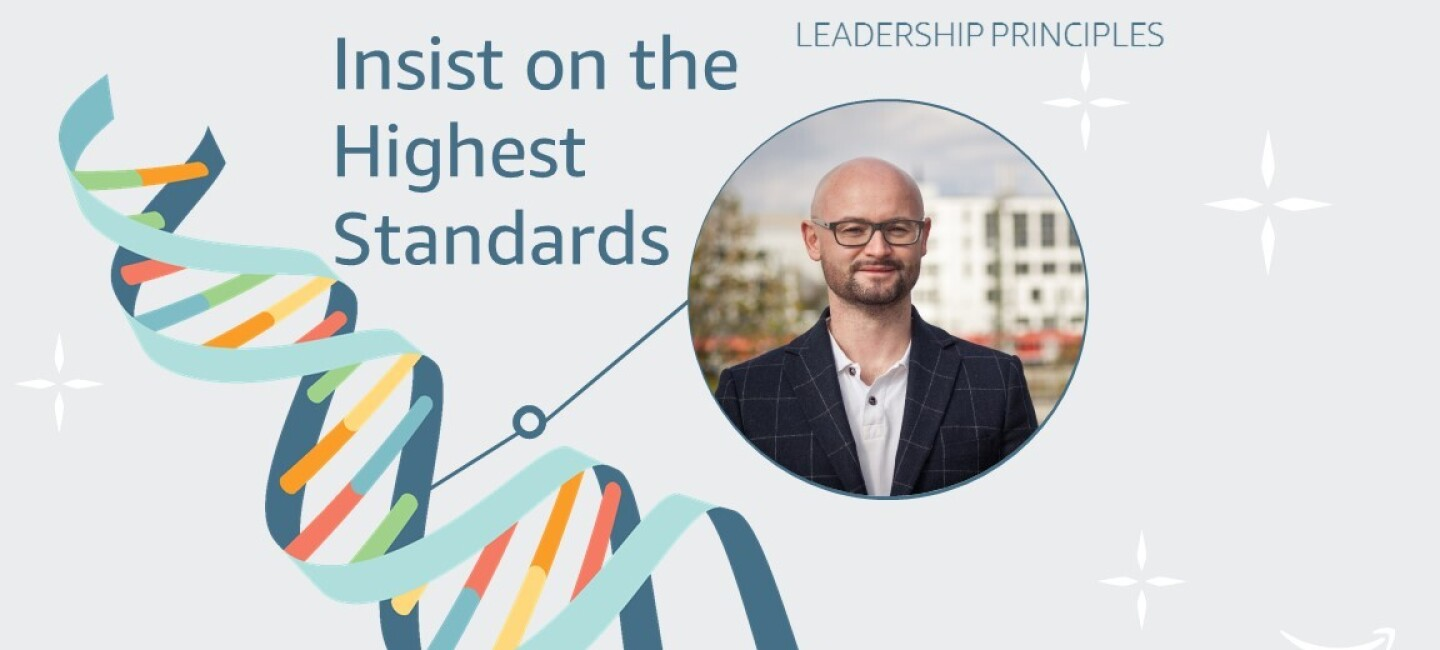 LP_Insist on highest standards