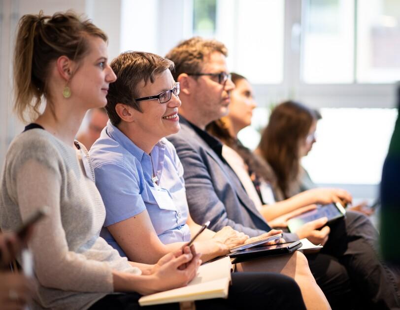 Impressionen vom digital.engagiert Trainingstreffen
