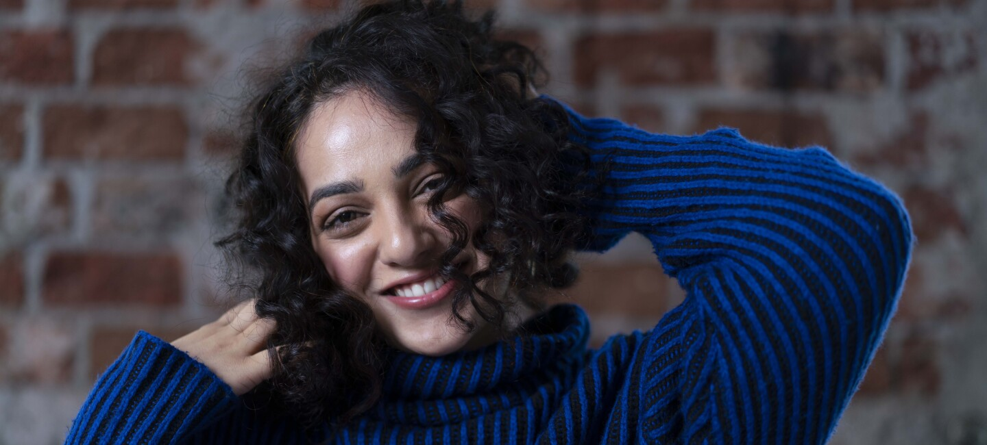 Nithya Menen, the lead actor of Breathe Into The Shadows