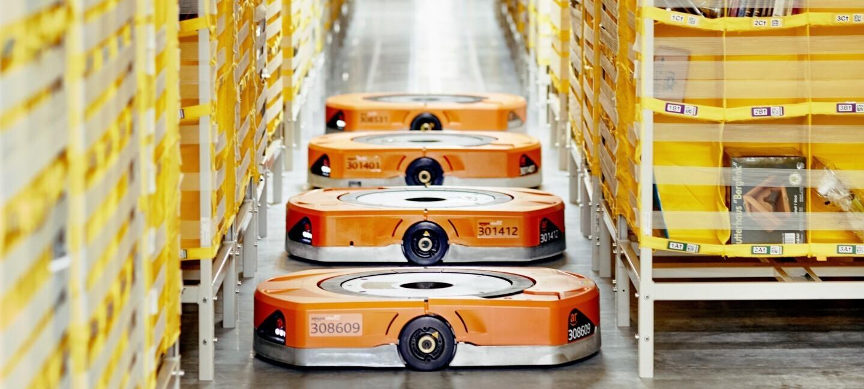 Amazon Robotics photo