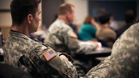 Why Amazon pledged to hire 25,000 veterans & military spouses