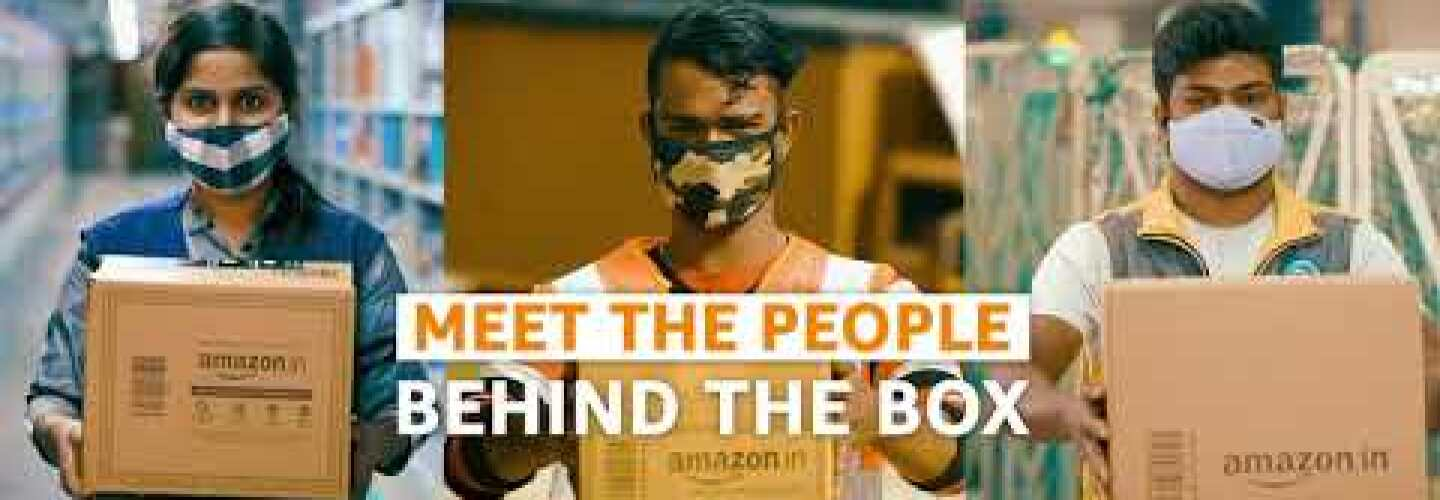 Behind the Box, Amazon Great Indian Festival 2020