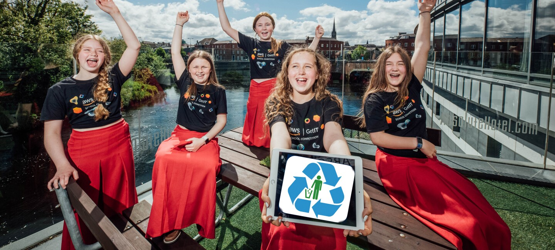 AWS GetIT Ireland GL Winners  Release 005
