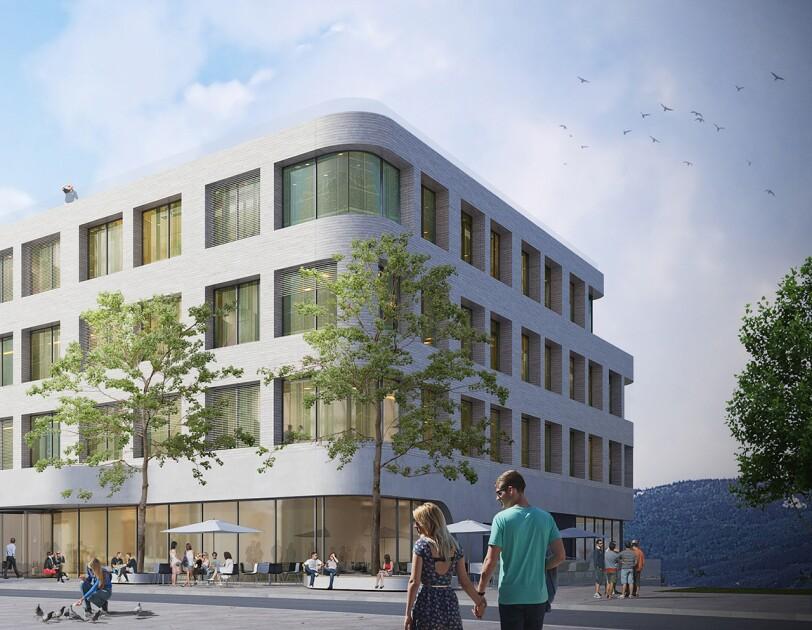 Das Forschungszentrum in Tübingen