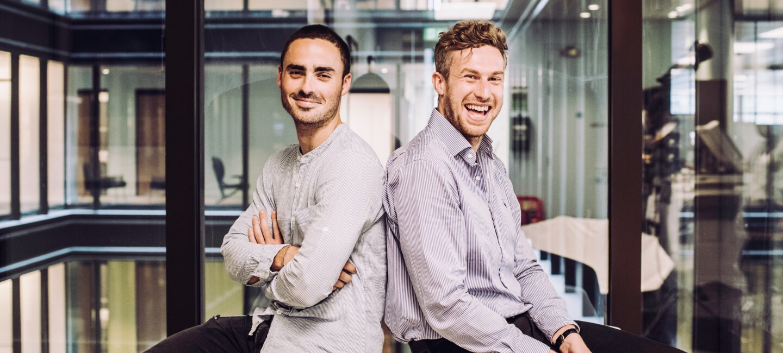 Sam and Thomas, Amazon Business