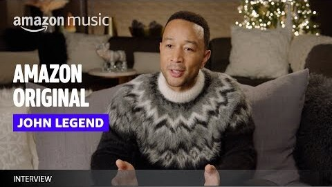 "John Legend speaks about ""Happy Christmas (War Is Over)"""