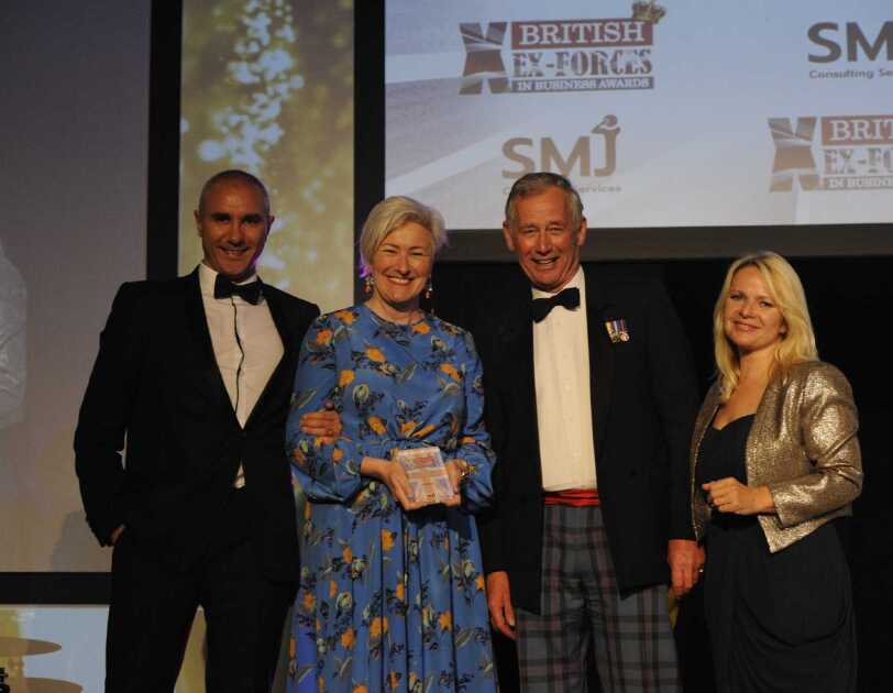 British Ex-Forces Awards 2019
