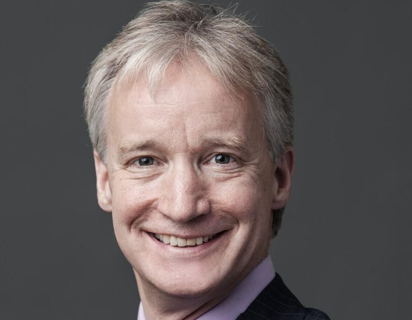 Profile shot of Doug Gurr, UK Country Manager at Amazon