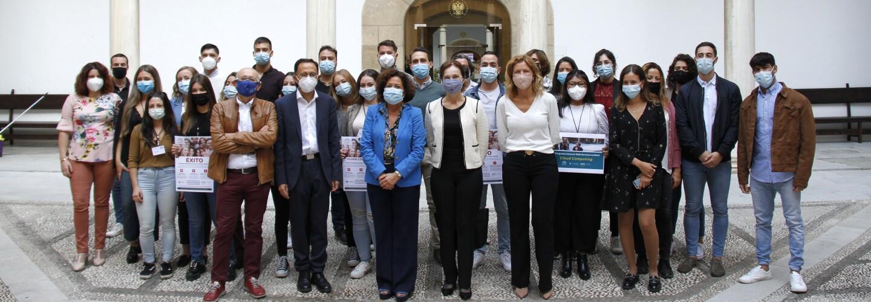 Photos from Granada University Free AWS re/Start Cloud Skills