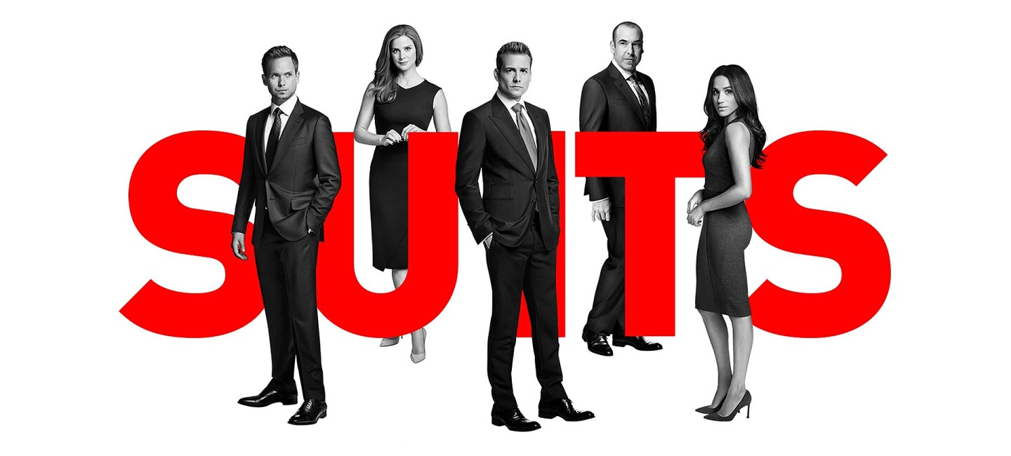 SUITS - TV show on USA Network