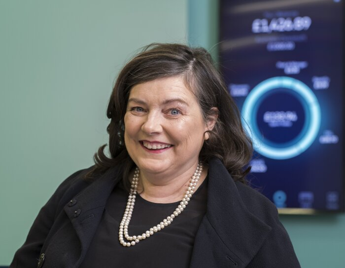 Anne Boden and the Starling Bank app