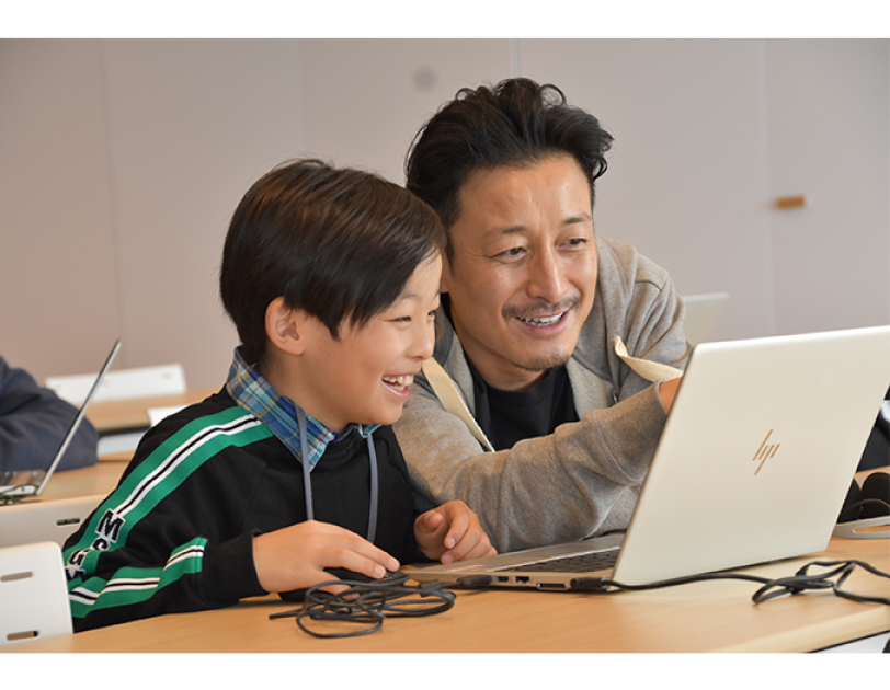 未来のエンジニアを育てる教室