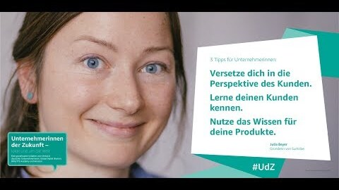 Julia Beyer Suntribe - UdZ 2