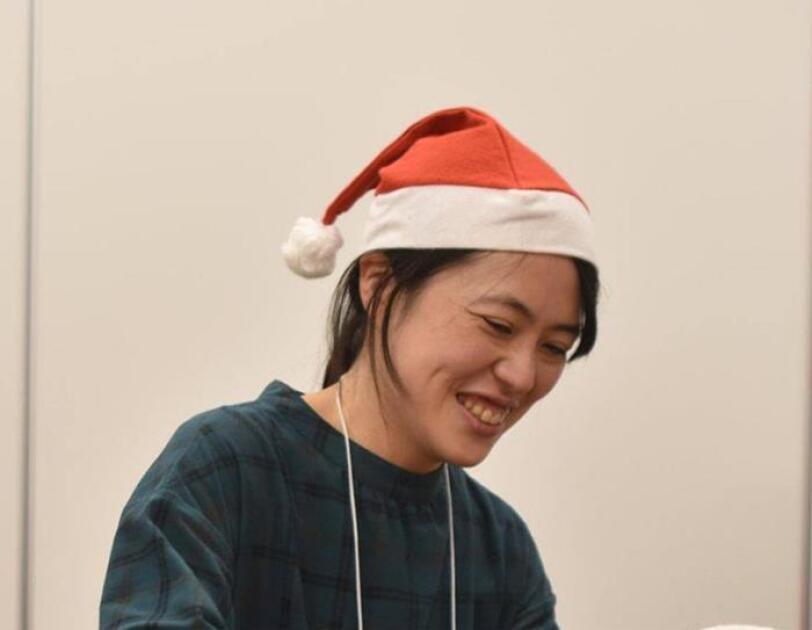 チャリティサンタ理事の河津泉さん