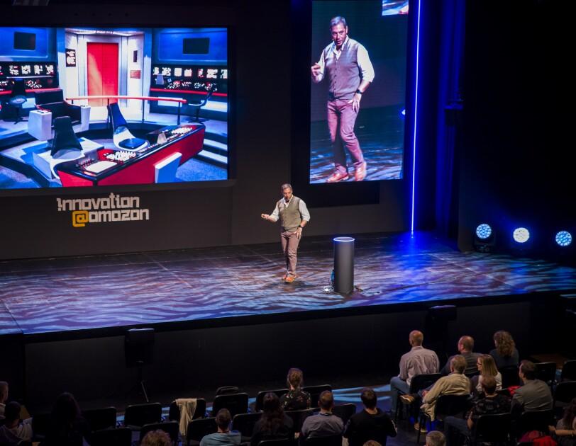 Innovation@Amazon Conference