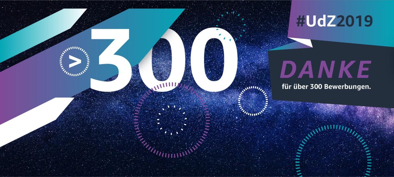 UdZ_3_Danke für 300 Bewerbungen