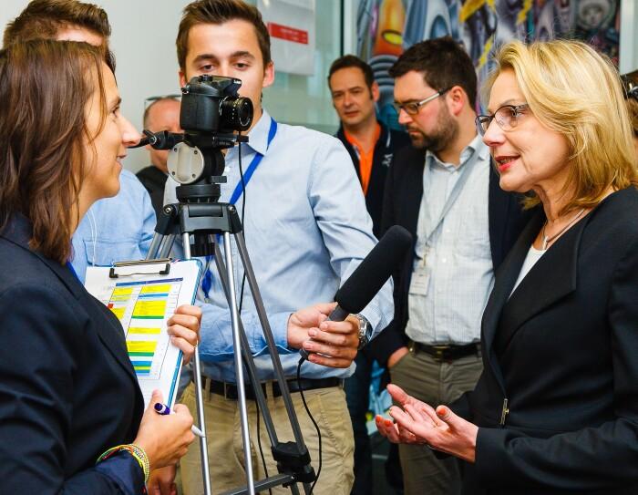 Cornelia Yzer, Senatorin für Wirtschaft, Technologie und Forschung, Land Berlin