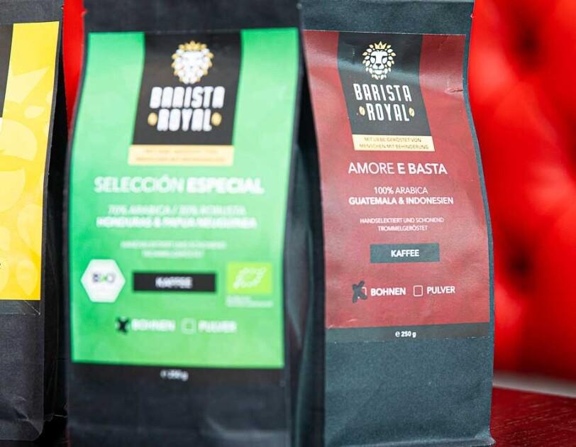 Royal Barista_Kaffee_Amazon Mitarbeiter