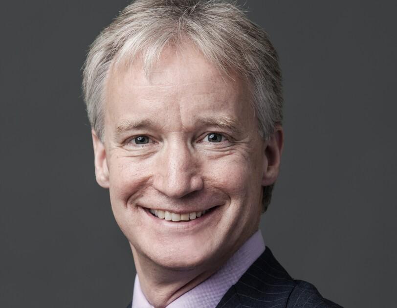 Doug Gurr, UK Country Manager