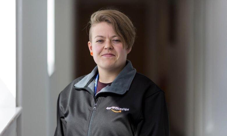 Amazon apprentice Elizabeth Batchelor