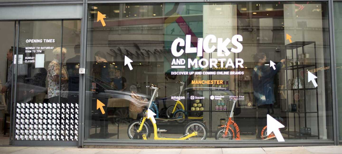 New Clicks & Mortar store launched in Manchester