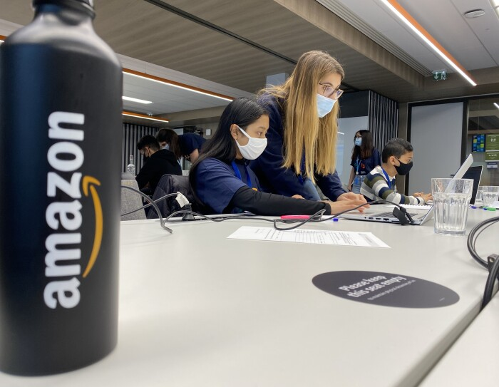 Amazon Future Engineer images for gallery