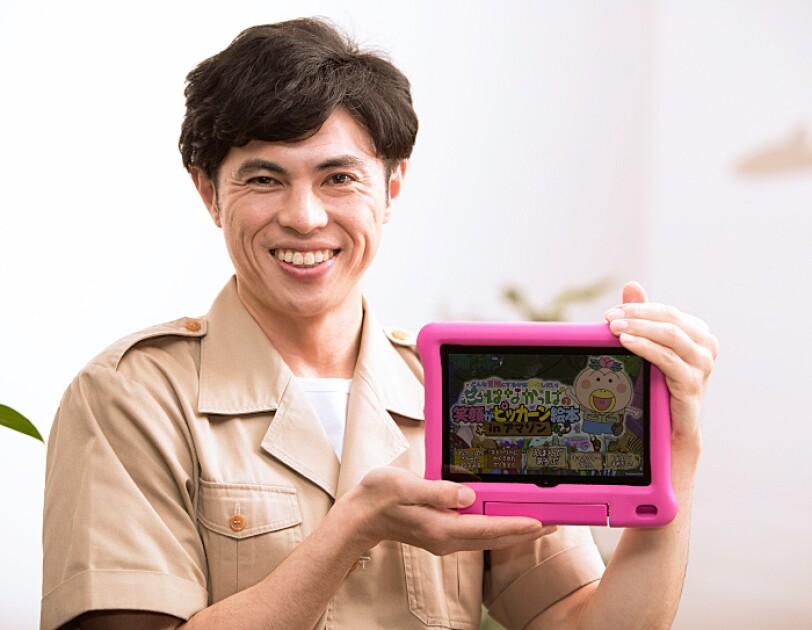 Amazonのキッズタブレット、Fireキッズモデルシリーズが子どもの知育におすすめの理由