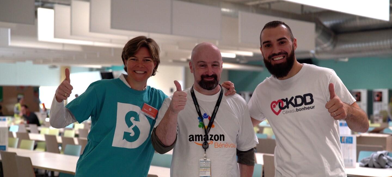 employés d'Amazon