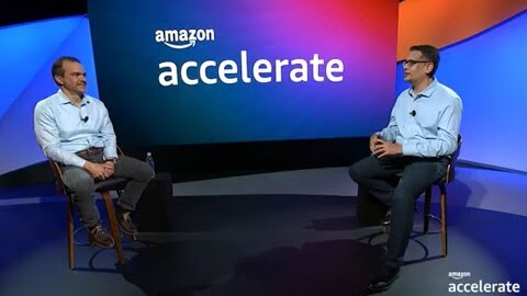 Amazon Accelerate Fireside Chat