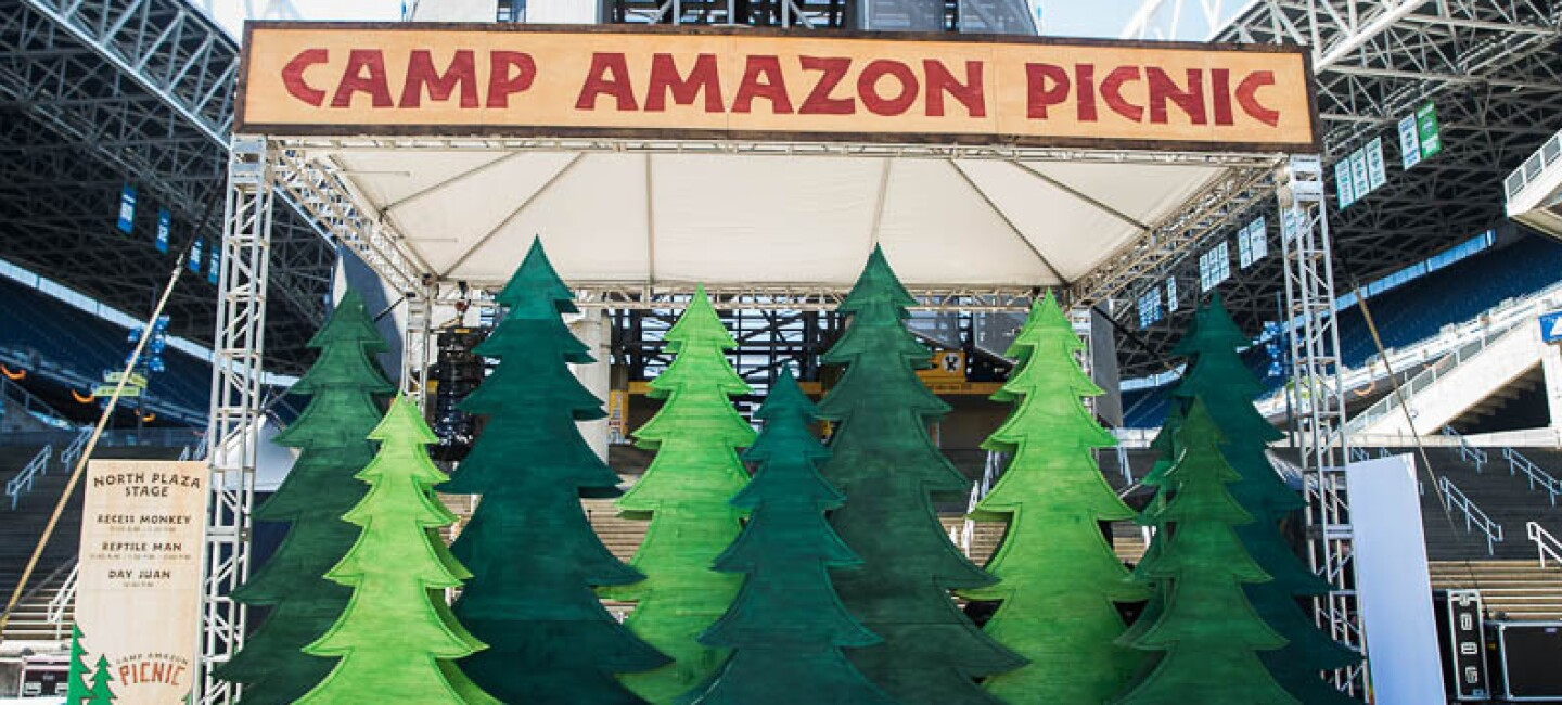 Camp AMAZON Picnic 2017