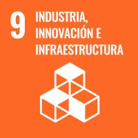 UNSDG 9 Industria, innovación e infraestructura