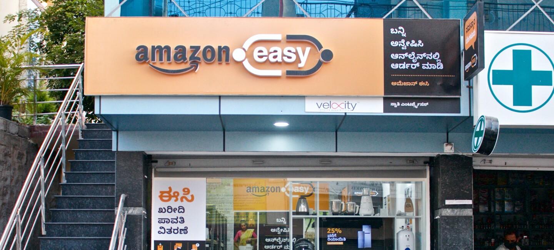 Amazon Easy stores