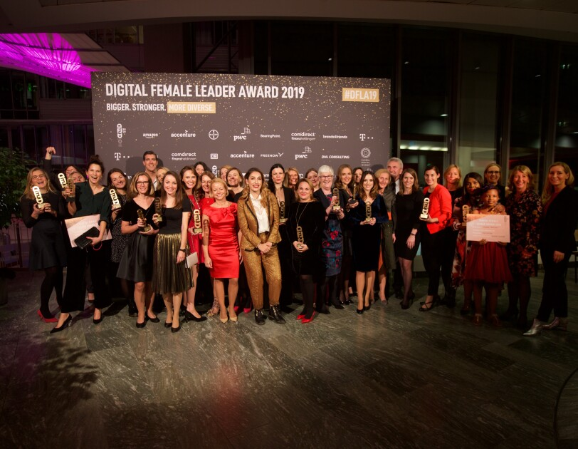 Digital Female Leader Award 2019_DFLA