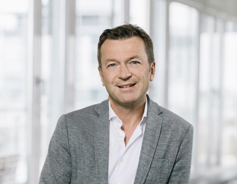Klaus Bürg im Porträt