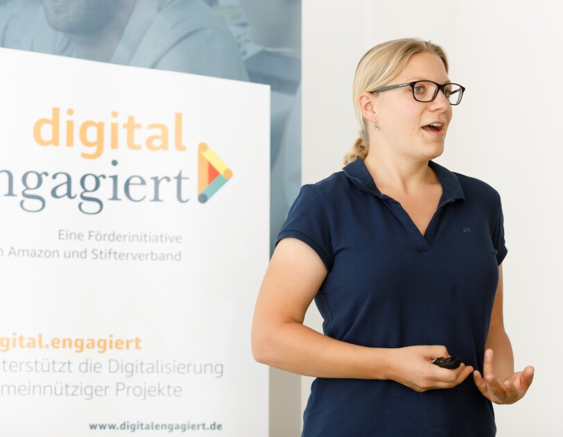 Mid Term Meeting digital.engagiert